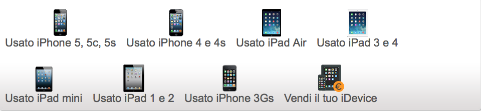 ipad usati iphone usati