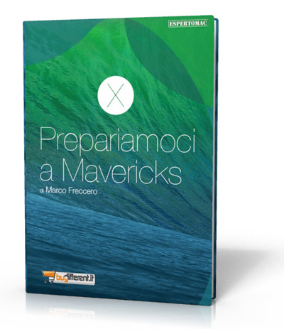 os x mavericks copertina ebook