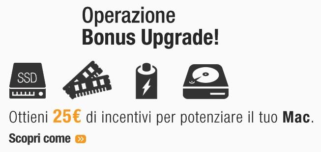 buydifferent operazione bonus upgrade
