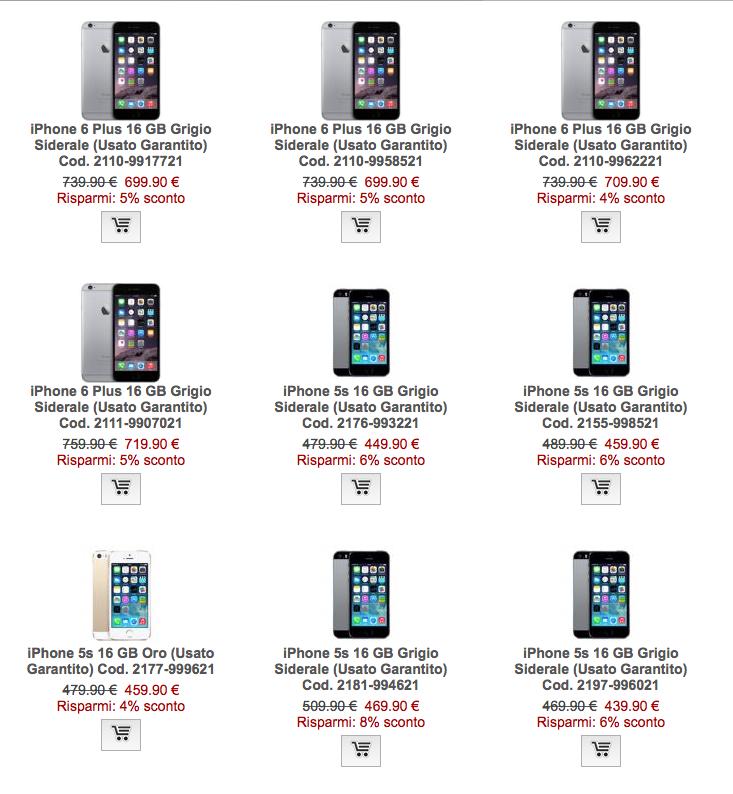 su buydifferent i migliori iphone usati