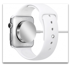 apple watch ricarica