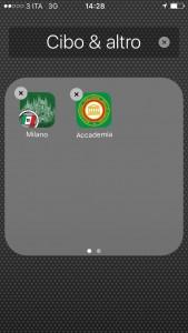 rimuovere app dall'iphone