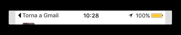 link indietro iOS 9