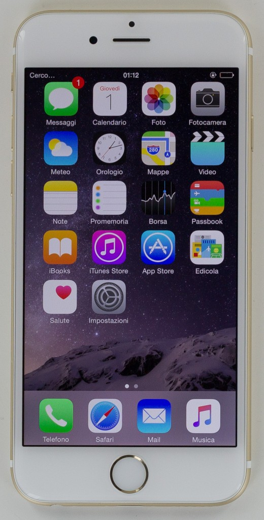 iphone 6 fronte