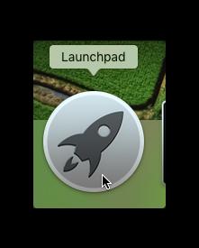 icona launchpad