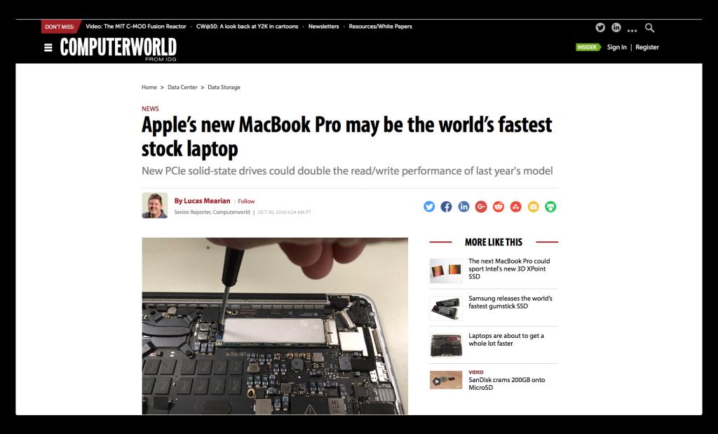 computerworld testata online